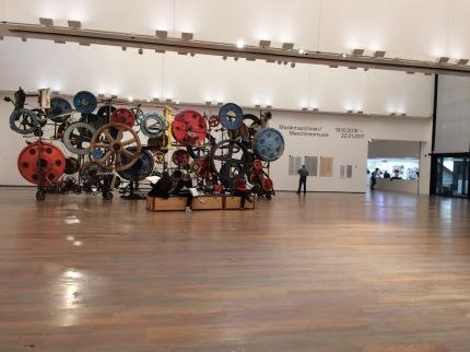 Tinguelyho muzeum v Basileji